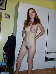 Picture collection of a lovely wife in their honeymoon