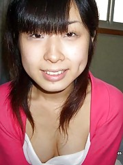 Picture collection of a slutty Thai bitch who got naked