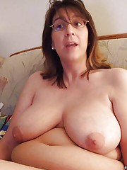 Picture compilation of a slutty BBW who got naked on cam