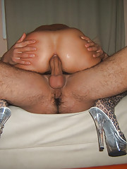 Picture collection of a hardcore anal sex