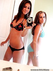 Picture collection of hot and slender Camille