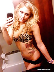 Picture collection of amateur hotties camwhoring