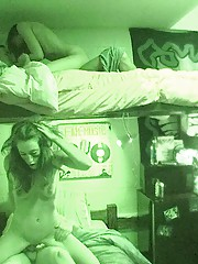 Super sexy hot babes get fucked and creamed in these hot college room fucking partys hot pics