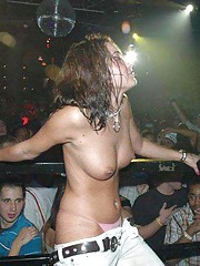 Picture set of hot and wild amateur lesbian parties