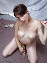 Photo gallery of an amateur naked slutty sexy wife