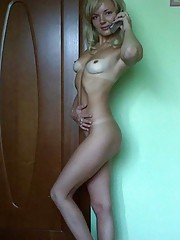 Picture collection of amateur kinky sleazy wives posing
