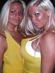 Picture collection of a voluptuous GF showing her giant tits