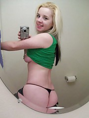 Photo gallery of a big-tittied chick camwhorin