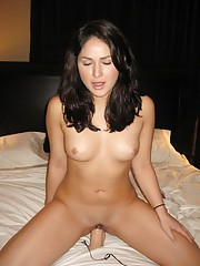 Picture collection of pussy-playing horny chicks