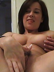 Picture selection of honeys playing with their juicy cunts