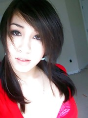 Picture compilation of amateur sexy lovely Asian babes