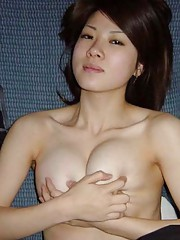 Photo selection of hot and sexy Asian girlfriends