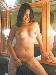 Picture compilation of an Asian slut in her sexy skimpy lingerie