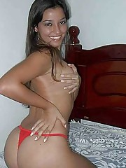 Picture collection of a mix of amateur sexy naughty Mexican GFs