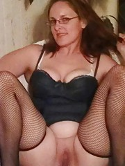 Photo selection of two amateur kinky horny BBW hotties