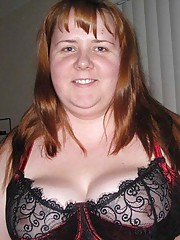 Picture collection of a slutty and wild fat girlfriend