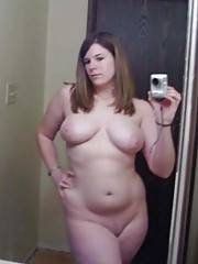 Picture collection of a mix of hot amateur BBWs
