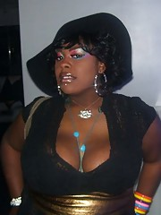 Collection of sizzling hot amateur BBWs