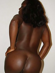 Photo selection of a hot-assed amateur black bitch