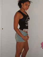 Picture collection of sexy black amateur hotties