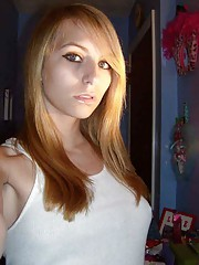 Picture gallery of a sexy amateur chick