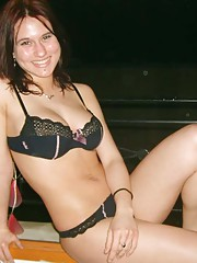 Picture collection of amateur sexy babes teasing their boyfriends