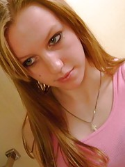 Pictures of an amateur cutie teen camwhoring