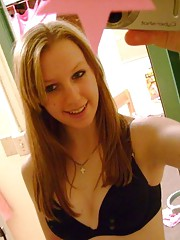 Picture collection of a pretty GF spreading her legs