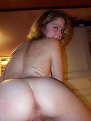 Picture collection of a kinky girlfriend getting fucked