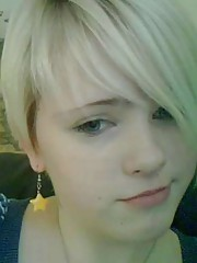 Picture collection of an amateur webcam cutie