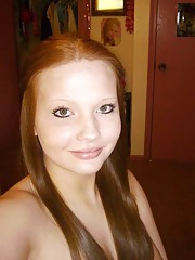 Picture collection of selfshooting amateur sexy GFs