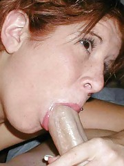 Picture collection of cocksucking horny girlfriends