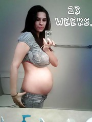 Amateurs pictures of the horniest ex pregnant girlfriends