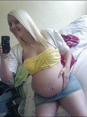 Homemade fresh pictures of amazing ex pregnant girlfriends having  sex