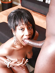 Big booty Beauty Dior takes deep anal attack