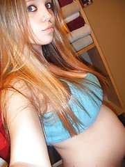 Amateurs naughty and hot ex pregnant girlfriends