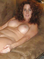 Various pictures of a hot and naked wife