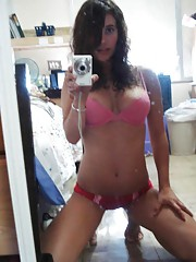 Photo gallery of amateur selfshooting sexy babes