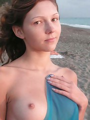Collection of a steamy hot chick