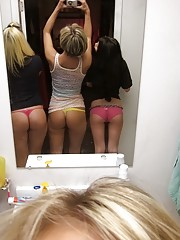 Super hot college undie teens masterbate and fuck eachother after dorm room games in these hot real dorm room fuck party pics