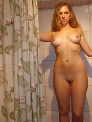 Pictures of steamy hot and wild amateur petite housewives