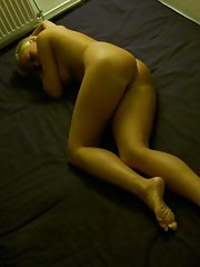 Kinky steamy hot amateur sexy wife in a vacation