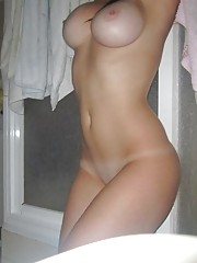 Nice hot picture compilation of amateur big-tittied honeys