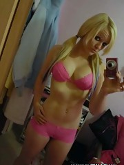 Picture collection of steamy hot sexy amateur big-tittied chicks