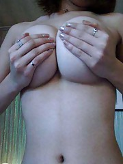Photo gallery of sexy amateur heavy-chested girlfriends
