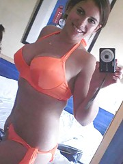 Picture collection of a mix of amateur busty hotties
