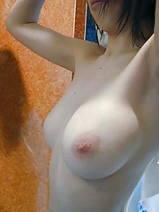 Picture collection of sexy heavy-chested amateur bitches