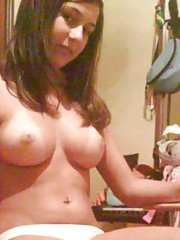 Picture selection of amateur sexy busty babes