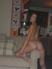Kinky chicks pussy-playing for their boyfriends