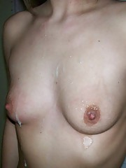 Wild babe who loves getting creamed in the ass